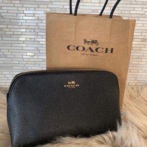 Coach cosmetic case